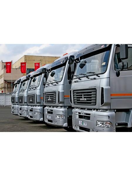 Седельный тягач МАЗ-5440Е9-521-031