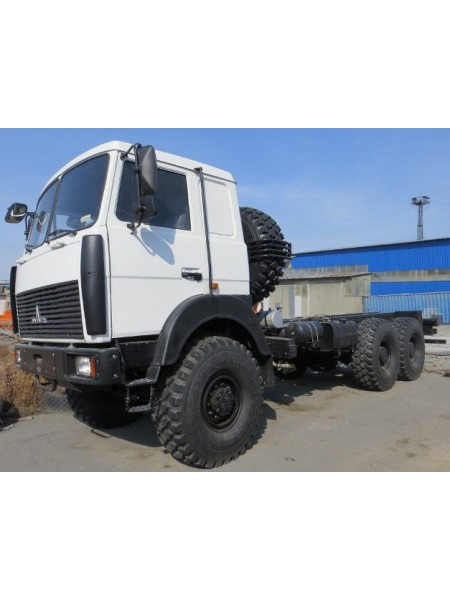 МАЗ-6317F9-540-050 6х6