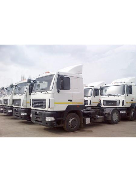 Седельный тягач МАЗ 5440C5-8520-030