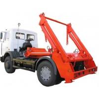 Контейнерные мусоровозы | КО-450-10