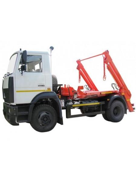 Контейнерные мусоровозы | КО-450-08
